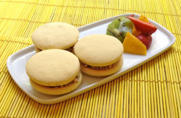 Receta para pteparar alfajores for Practicas de cocina