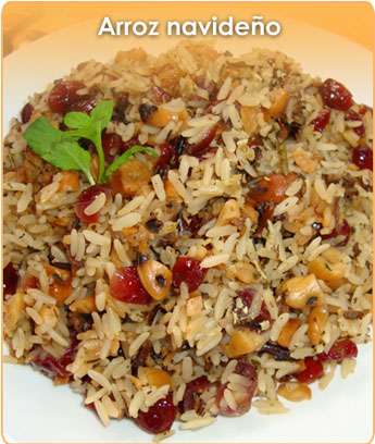 ARROZ NAVIDE�O