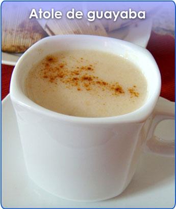 ATOLE DE GUAYABA