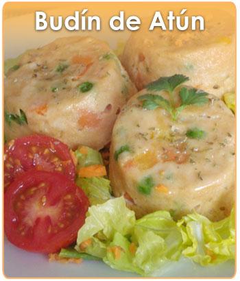 BUDIN DE ATUN