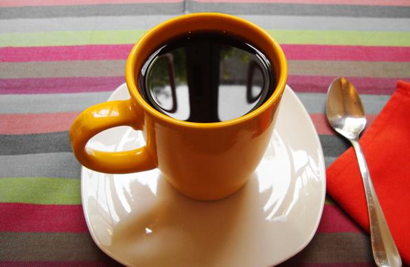Receta para pteparar café de olla