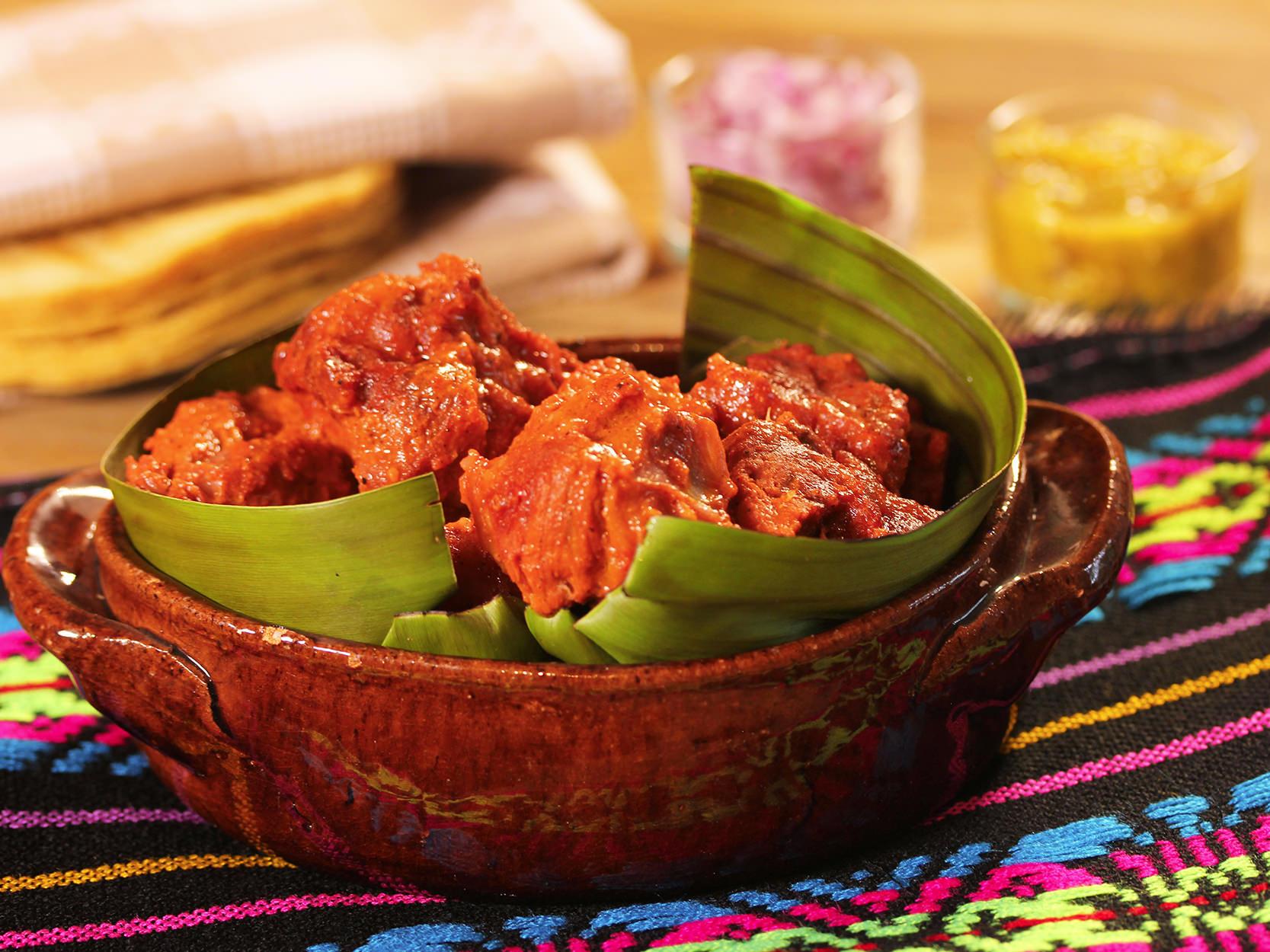 preparar cochinita pibil