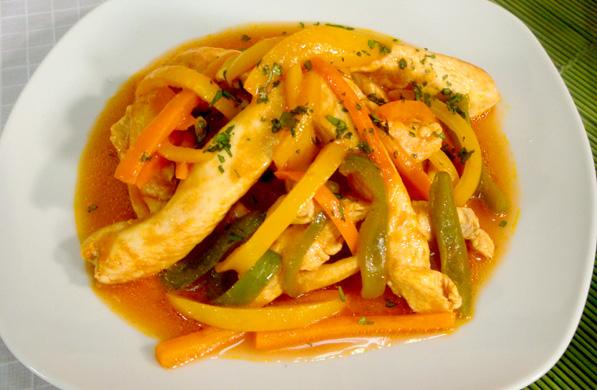 Platos fuertes recetas para cocinar saludable for Platos faciles de cocinar