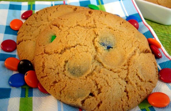 galletas con lunetas