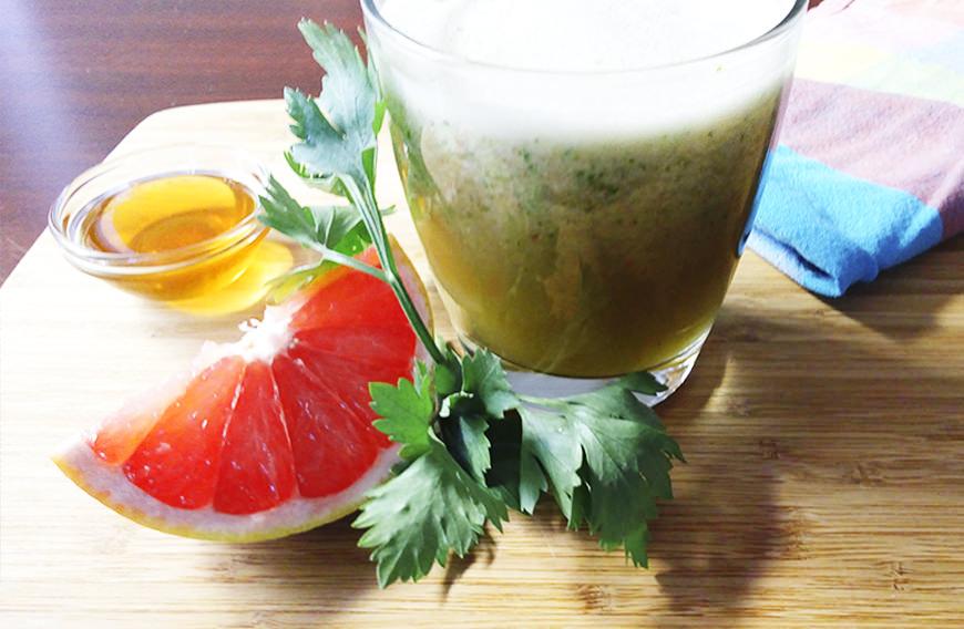 jugo detox para bajar de peso