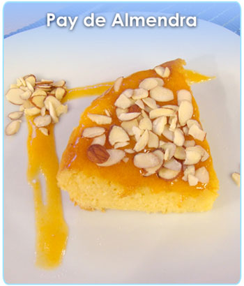 PAY DE ALMENDRA