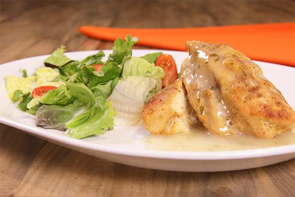 Ingredientes para preparar pechugas de pollo al lim n - Pechugas de pollo al limon ...