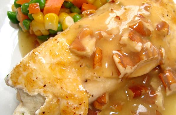 Pechugas de pollo con queso - 2151 recetas caseras -