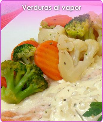 Como hacer verduras al vapor for Cocinar zanahorias al vapor