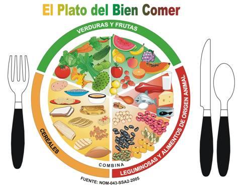 10 consejos para llevar una alimentaci n correcta en for A comer en frances